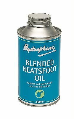 Hydrophane Blended Neatsfoot Oil Equine Horse Leather Care