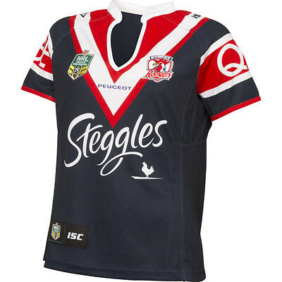 Sydney Roosters NRL ISC Home Jersey Ladies Sizes! BNWT's! On Sale from $140! 5