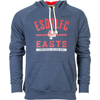Sydney Roosters NRL 2016 ISC Players Fleece Hoody Sizes S-3XL! In Stock!