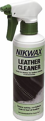 Nikwax Leather Cleaner Equine Horse Leather Care