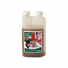 Natural Animal Feeds Five Star Superflex Liquid Equine Horse Joints & Soundness