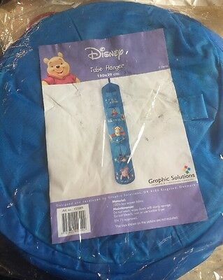 Disney Winnie The Pooh Tube Hanger Childrens Playroom Toys
