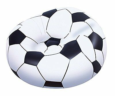 Bestway - Fauteuil Gonflable Football Bestway 114 Cm