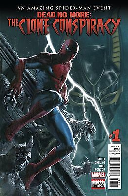 The Clone Conspiracy #1 (Of 5) Dead No More First Printing Marvel Comics 2016
