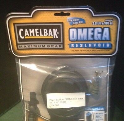 Camelbak Omega 3 Litre Reservoir Pack with delivery tube Hydrolink Big Bite Valv
