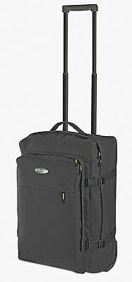 Cabin Hand Luggage Suitcase Trolley Bag Wheeled Trolley Travel Case Bag Easyjet