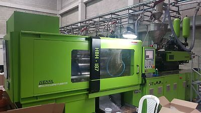 LienFa 187 Ton HBH injection molding machine August 2010 QTY 3