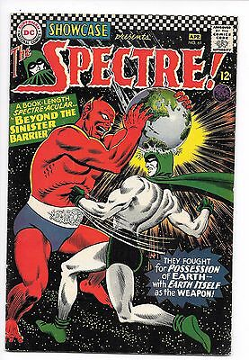 Showcase #61 & 64, 1st Appearance of Ace Chance, Spectre, Low Grade!