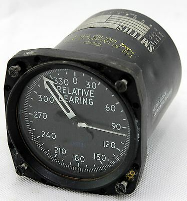 Relative bearing indicator for RAF Shackleton aircraft (GC10)