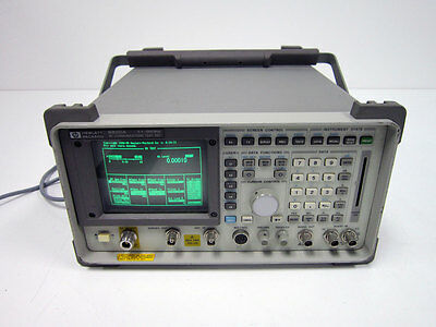 Hp Agilent 8920A Rf Communications Test Set - 001 003 004 005 008 011 015 019
