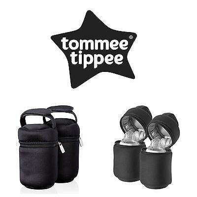 Porta Biberon Isotermico Tommee Tippee Closer To Nature 2 Pezzi Promo Low Cost