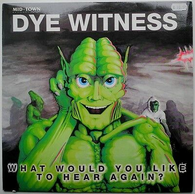 """12"""" Nl**dye Witness - What Would You Like To Hear Again? (Mid-Town '93)**25649"""