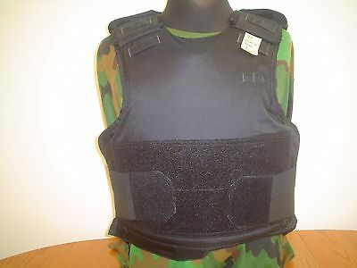 Male Us  Nij Level 2A  Bullet/stab Proof Vest Extra Extra Large/tall Aegis