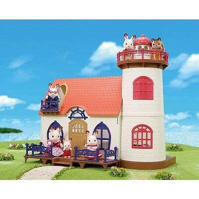 Sylvanian Families Starry Point Lighthouse 5267 Children's Toys Brand New