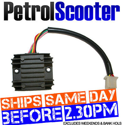Scooter Quad Bike ATV RECTIFIER REGULATOR 125cc Pulse Lightspeed CPI Aragon