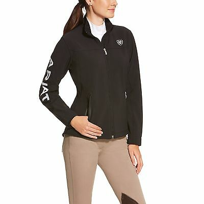 ARIAT Womens New Team SOFTSHELL JACKET New Stock
