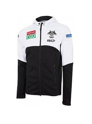 Collingwood Magpies AFL 2017 Players ISC Workout Hoody Size S-5XL!