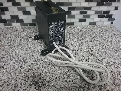 24 Volt Power Wheelchair Battery Charger 4C24080A GOOD CLEAN USED CONDITION