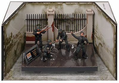 Easy Model 1/35 German Soldiers In WWII- Wehrmacht Offensive Poland 1939 33601
