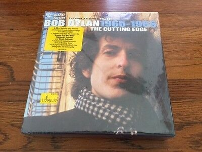 Bob Dylan 1965 66 Cutting Edge Bootleg Series Vol 12 Deluxe 6 CDs MINT SEALED