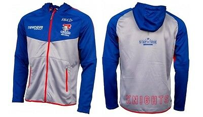 Newcastle Knights NRL 2016 Players ISC Workout Hoody Sizes S-5XL! Clearance!