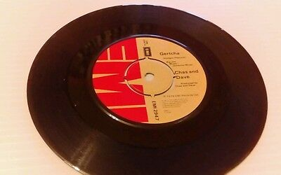 """Chas And Dave, Gertcha, 1979, UK, EMI 2947, Vinyl, 7"""", 45 RPM,"""