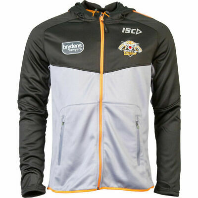Wests Tigers NRL ISC Players Workout Hoody Sizes S-3XL! BNWT's! 6