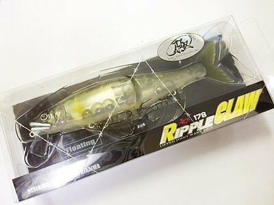 Gan Craft 596263 Lure Ripple Claw 178 #U-12 Satsuki Ayu