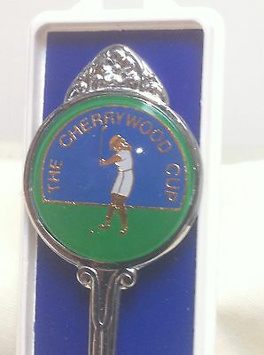 The Cherrywood Cup Female Golfers spoon