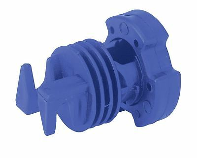 Corral Screw Tight Insulator For Round Posts Equine Horse Fencing