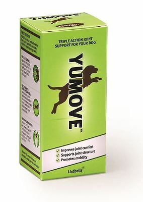 Lintbells Yumove Dog Tablets Pet Animal Cat & Dog Supplements