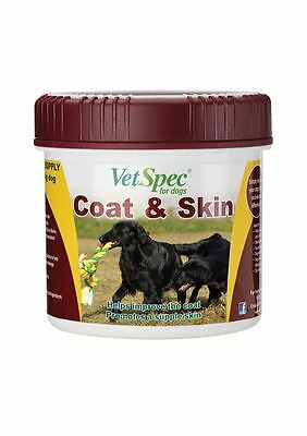 Topspec Vetspec Coat & Skin Pet Animal Cat & Dog Supplements