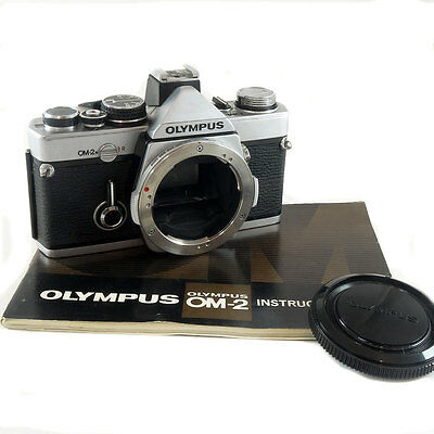 Olympus OM2n MD Body Chrome *EXCELLENT CONDITION*