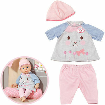 Zapf Creation My First Baby Annabell Dress for Fun Official New
