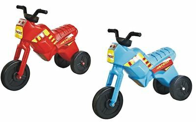 Children Kids 3 Wheels Indoor Outdoor Balance Ride on Bike in 4 Colours