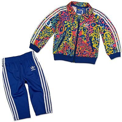 ADIDAS ORIGINALS KINDER Trainingsanzug Star Baby Sport Anzug