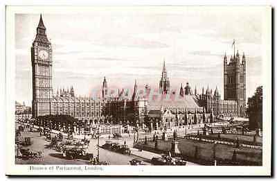Grande Bretagne Londres London CPA Houses of Parliament