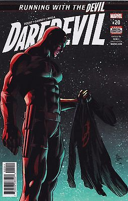 DAREDEVIL (2015) #20 - Running with the Devil - New Bagged