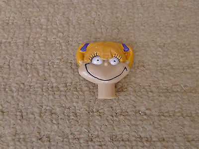 Stamped 1995 Nickelodeon  Rugrats Angelica Pencil Topper