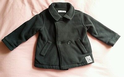 Target Baby boy soft Navy Jacket size 12-18 months (size 1) excellent condition