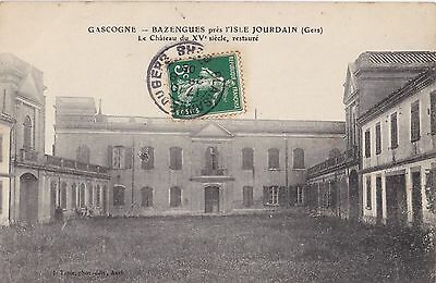 Cpa26  Gers Gascogne  Bazengues