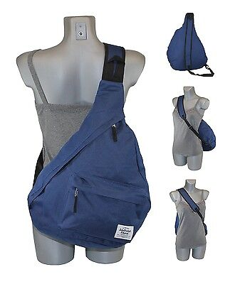 Southwest Bound Bodybag Triangelrucksack Crossbag, blau (marine) /