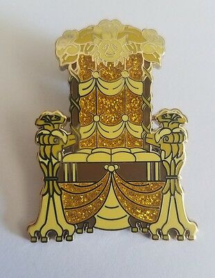 NEW Disney Limited Release Royal Hall Princess Throne Mystery Pin Belle