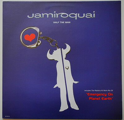 "12"" Uk**jamiroquai - Half The Man / Emergency On Planet Earth (Maw Remix)**19140"