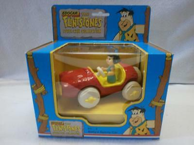 Edocar The Flintstones Fc-4 Bettys Sports  Car  Bnib