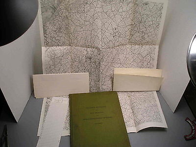 Military Sketching Map Reading Non Commissioned Officers Grieves 1916 Maps Tool