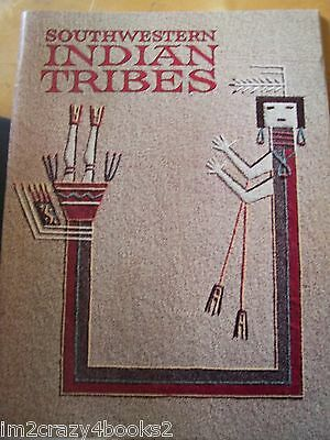 Southwestern Indian Tribes by Tom Bahti [1968] INDIAN NATIVE AMERICAN BOOK