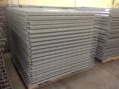 "USED Nashville wire decking 48"" x 52"" waterfall"