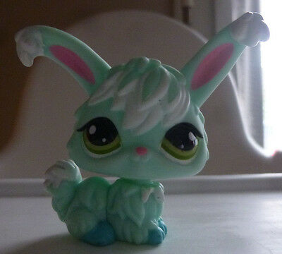 Lps Littlest Petshop Pet Shop Lapin Angora #2424