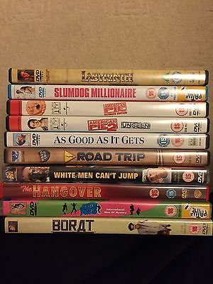 comedy 10 dvd bundle, Good Condition